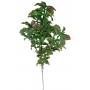 Planta Artificial Folha de Grama 69 cm
