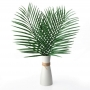 Planta Artificial Folha de Palmeira Grande 94 cm em Silicone