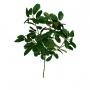 Planta Artificial Folhagem de Laranjeira 70 cm em silicone 3D
