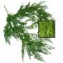 Planta Artificial Pendente Samambaia 110 cm em Silicone Toque Real