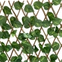 Treliça Artificial Folha Jiboia Para Jardim Vertical
