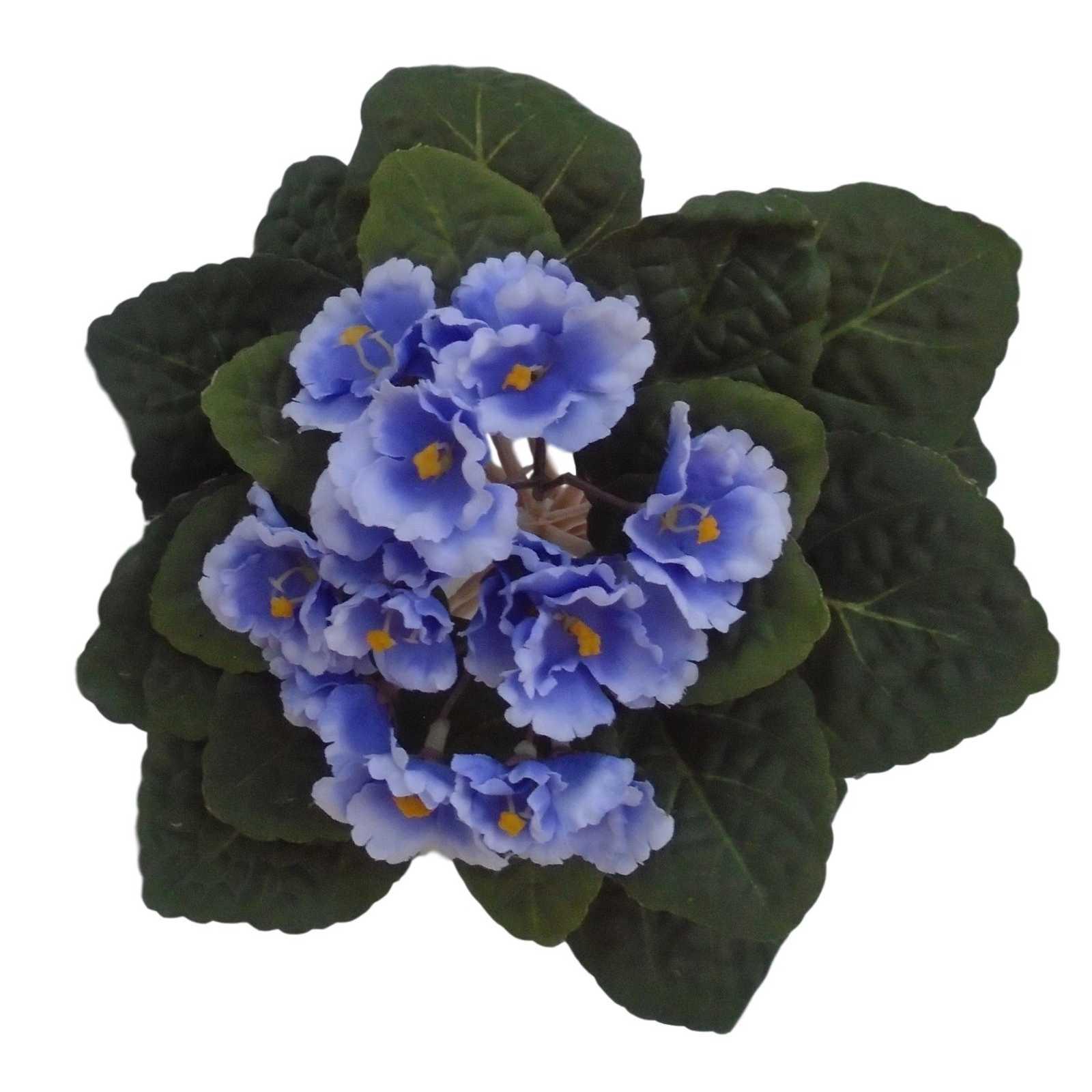 Flor artificiail violeta cor lilás aparencia realista