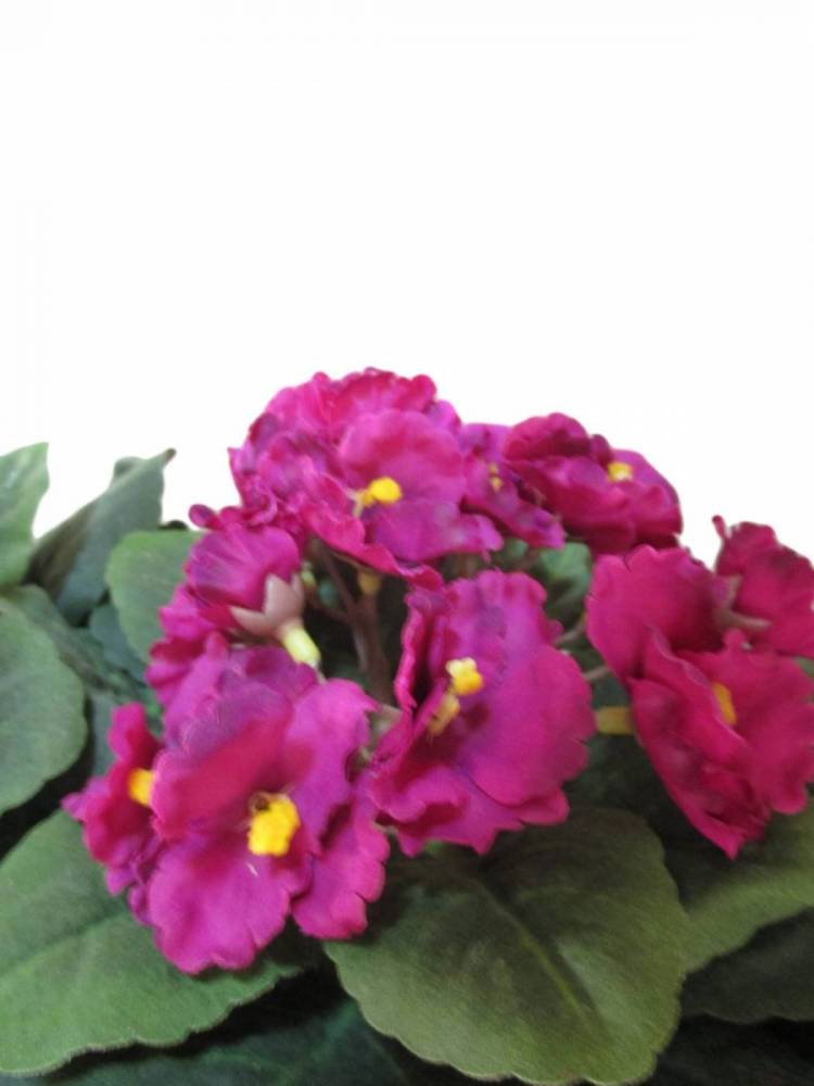 Flor Artificial Violeta Pink Para enfeites e Decoração