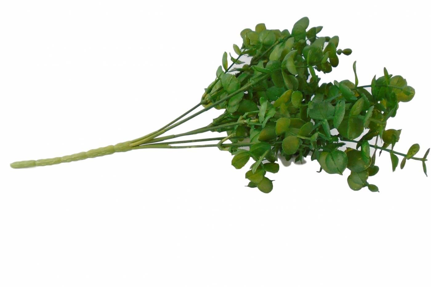 4 Folhas de eucalipto Planta artificial