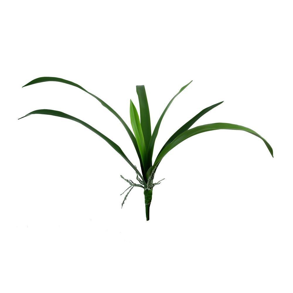 Follhagem de Orquídea Artificiail planta longa pronta entrega