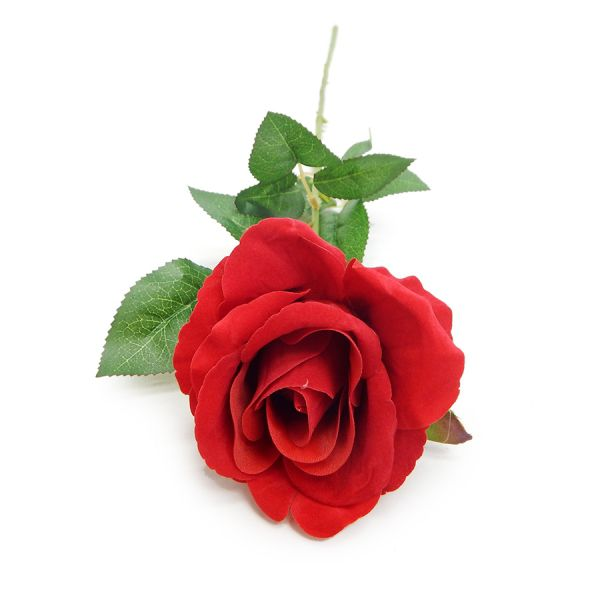 Kit 500 rosas artificiais
