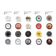 Kit Relógio de parede quartz
