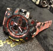 Relógio Casio G-Shock Anadigi - camuflado MODELO 3 LINHA PREMIUM