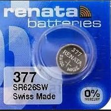 Bateria 377 Renata
