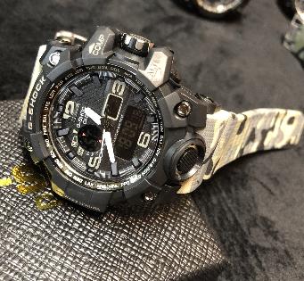 Relógio Casio G-Shock Anadigi - camuflado MODELO 5 LINHA PREMIUM