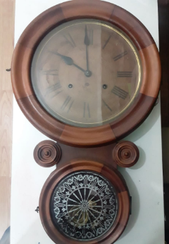 Relógio Oito