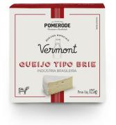 QUEIJO TIPO BRIE VERMONT - POMERODE 125g