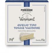 QUEIJO TIPO TOMME VAUDOISE VERMONT - POMERODE 125g