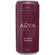 VINHO TINTO LATA ARYA WINES -269ml