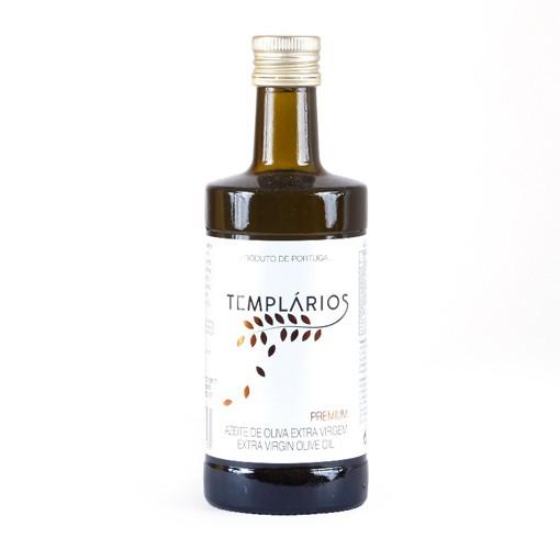 Azeite de Oliva Extra Virgem Premium Templários - 500ml  - Empório Pata Negra