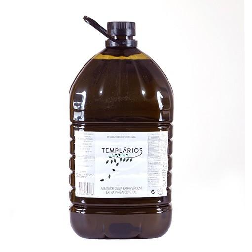 Azeite de Oliva Extra Virgem Templários - 5L  - Empório Pata Negra
