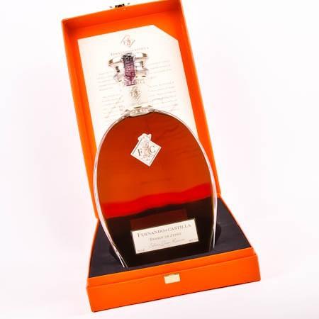 Brandy de Jerez Fernando de Castilla Solera Gran Reserva 700ml - Edición Especial  - Empório Pata Negra