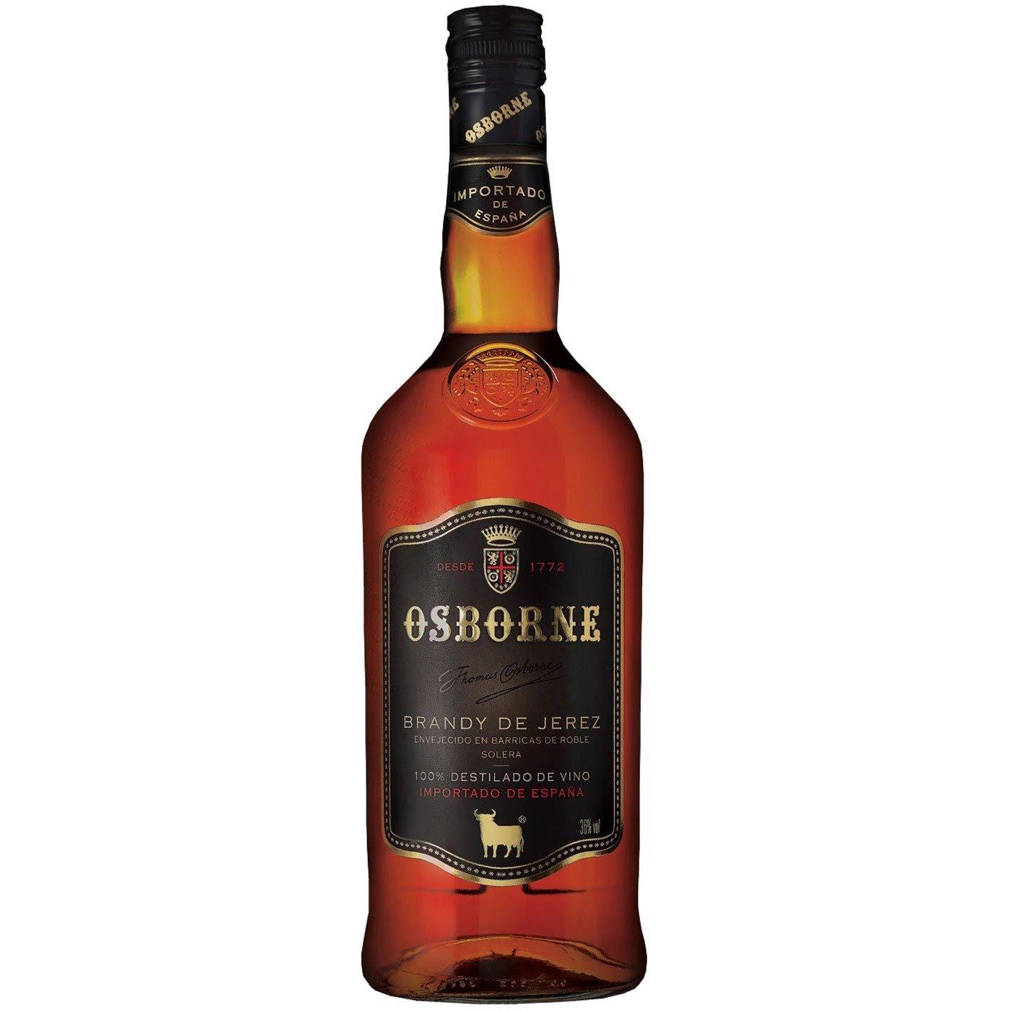 Brandy de Jerez Osborne - 700 ml  - Empório Pata Negra