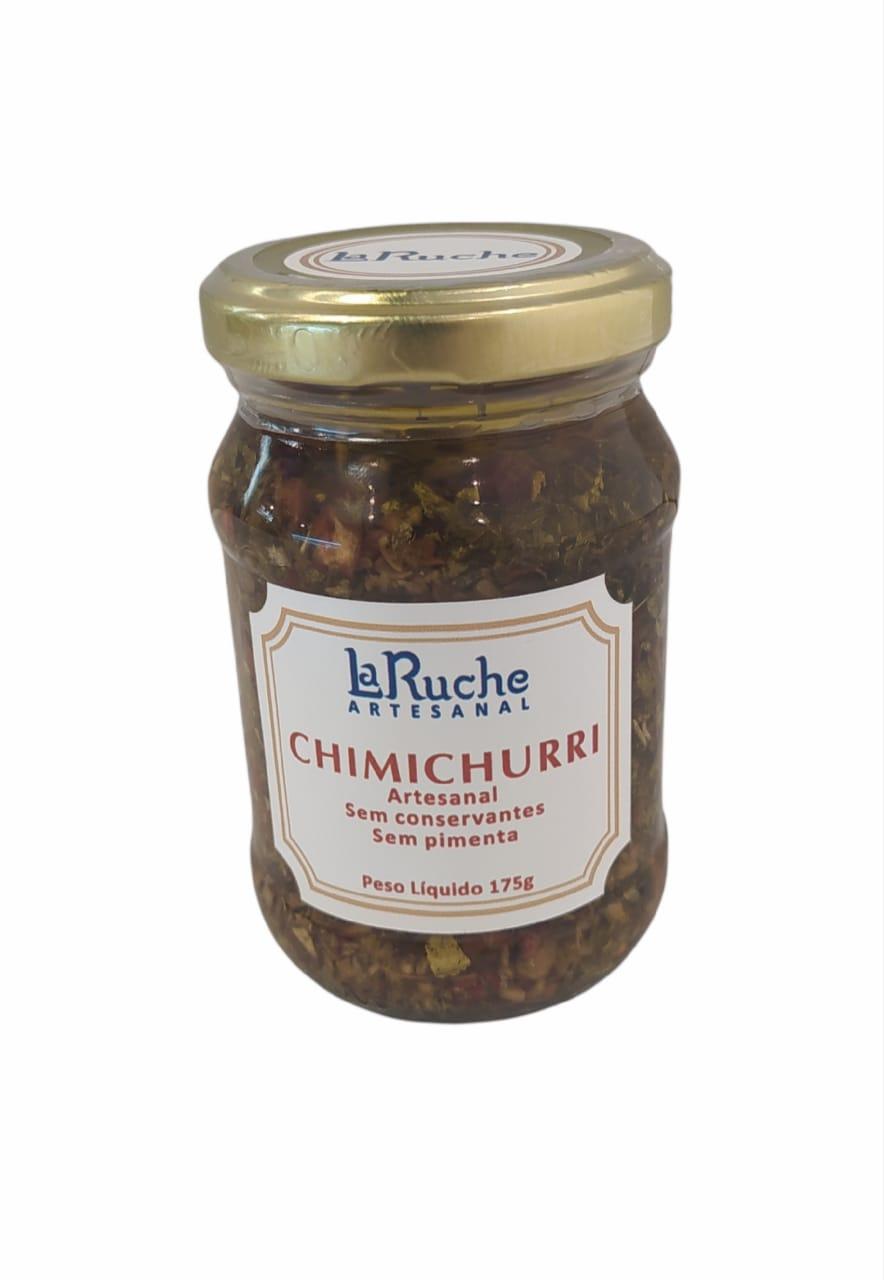 CHIMICHURRI LA RUCHE - 175g  - Empório Pata Negra