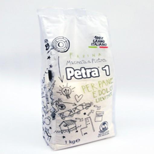 Farinha de Trigo Petra 1 - 1Kg  - Empório Pata Negra