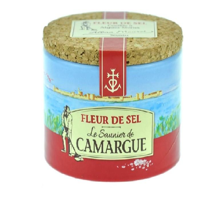 FLOR DE SAL LE SAUNIER DE CAMARGUE - 125g  - Empório Pata Negra