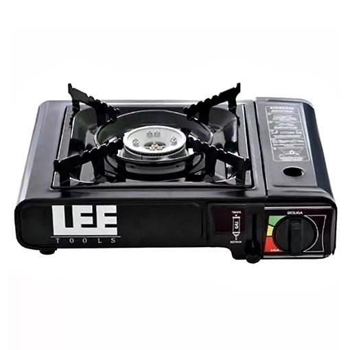 Fogão Portátil Lee Tools c/ Acendimento Automático E Maleta  - Empório Pata Negra