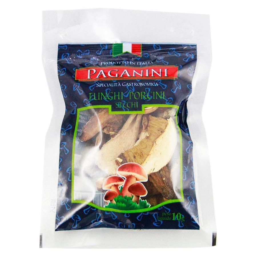 Funghi Porcini Seco Paganini 10gr  - Empório Pata Negra