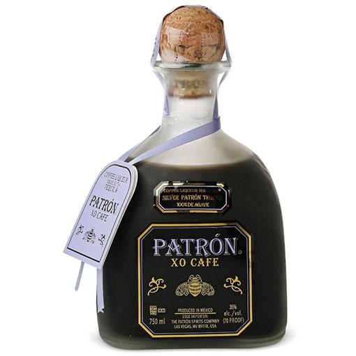 LICOR MEX PATRON XO CAFÉ 750ml  - Empório Pata Negra