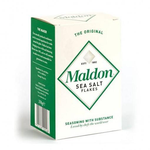Maldon Sea Salt Flakes - 250g  - Empório Pata Negra