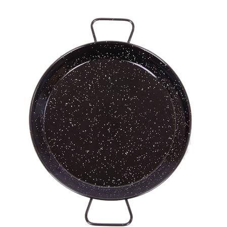 Paellera Esmaltada 55cm - Garcima  - Empório Pata Negra