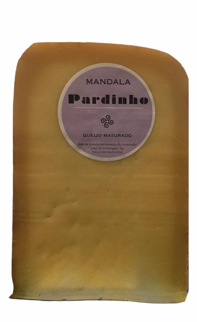 QUEIJO MATURADO MANDALA PARDINHO  - Empório Pata Negra