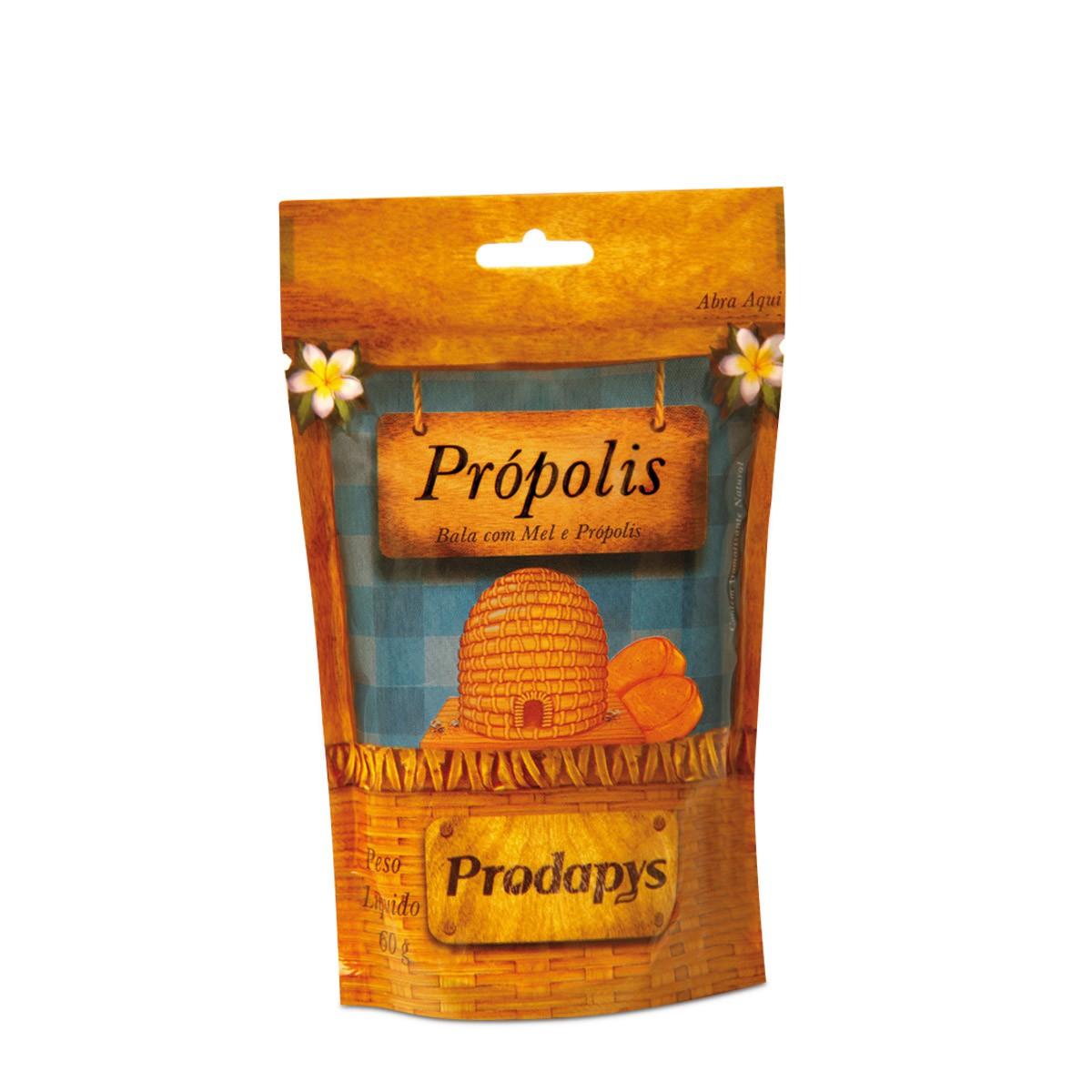 Bala de Mel e Própolis Prodapys 60g