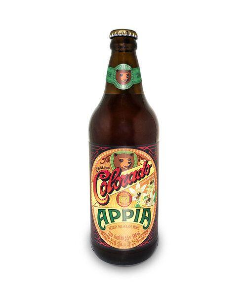Cerveja Colorado Appia 600ml