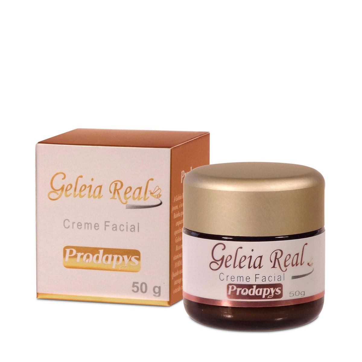 Creme Facial - Geleia Real 50g