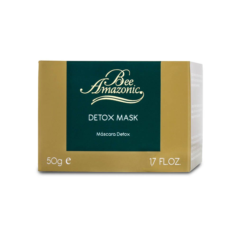 Detox Mask - Máscara Detox Bee Amazonic 50g