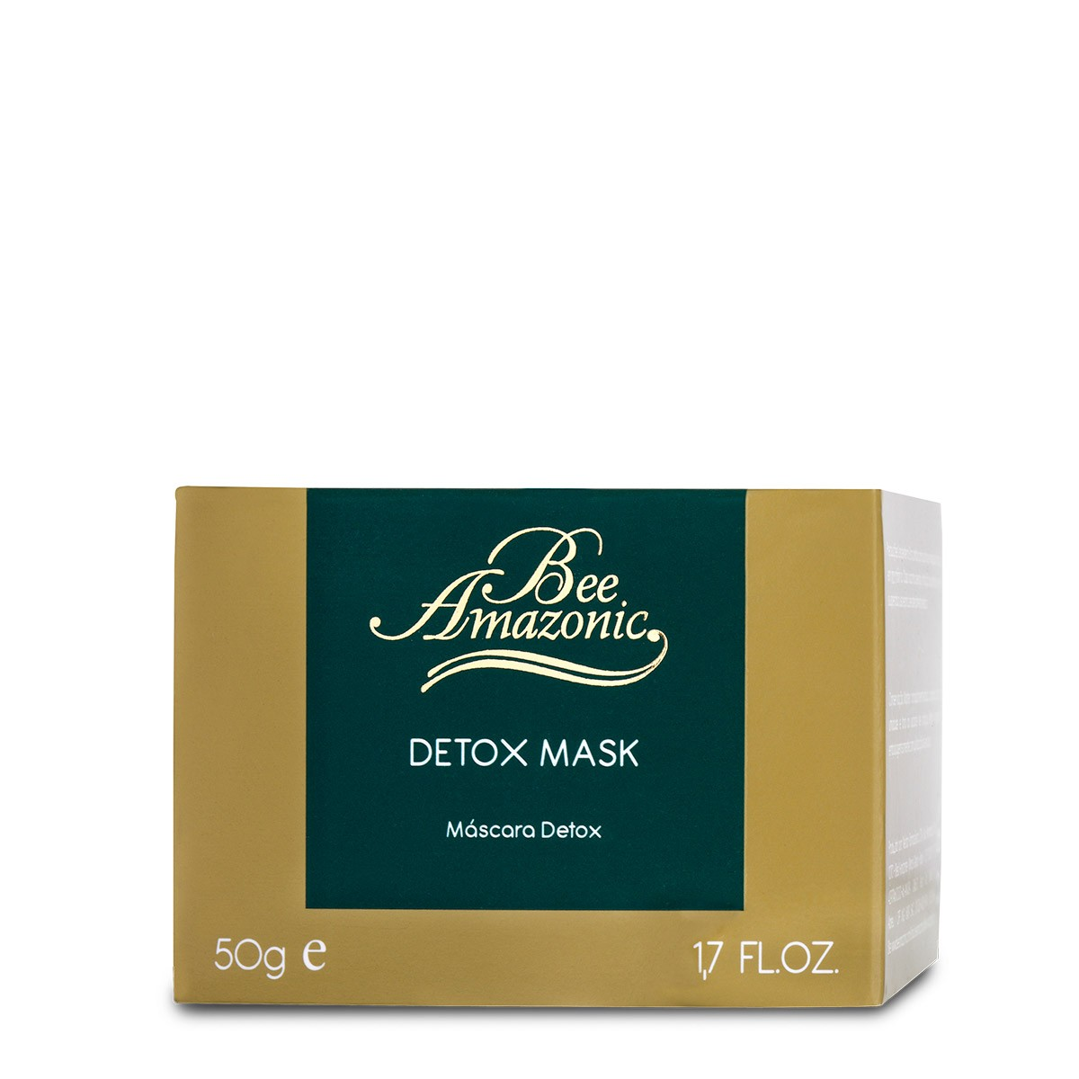 Detox Mask - Máscara Detox Bee Amazonic 50g (Vencimento 03/2021)