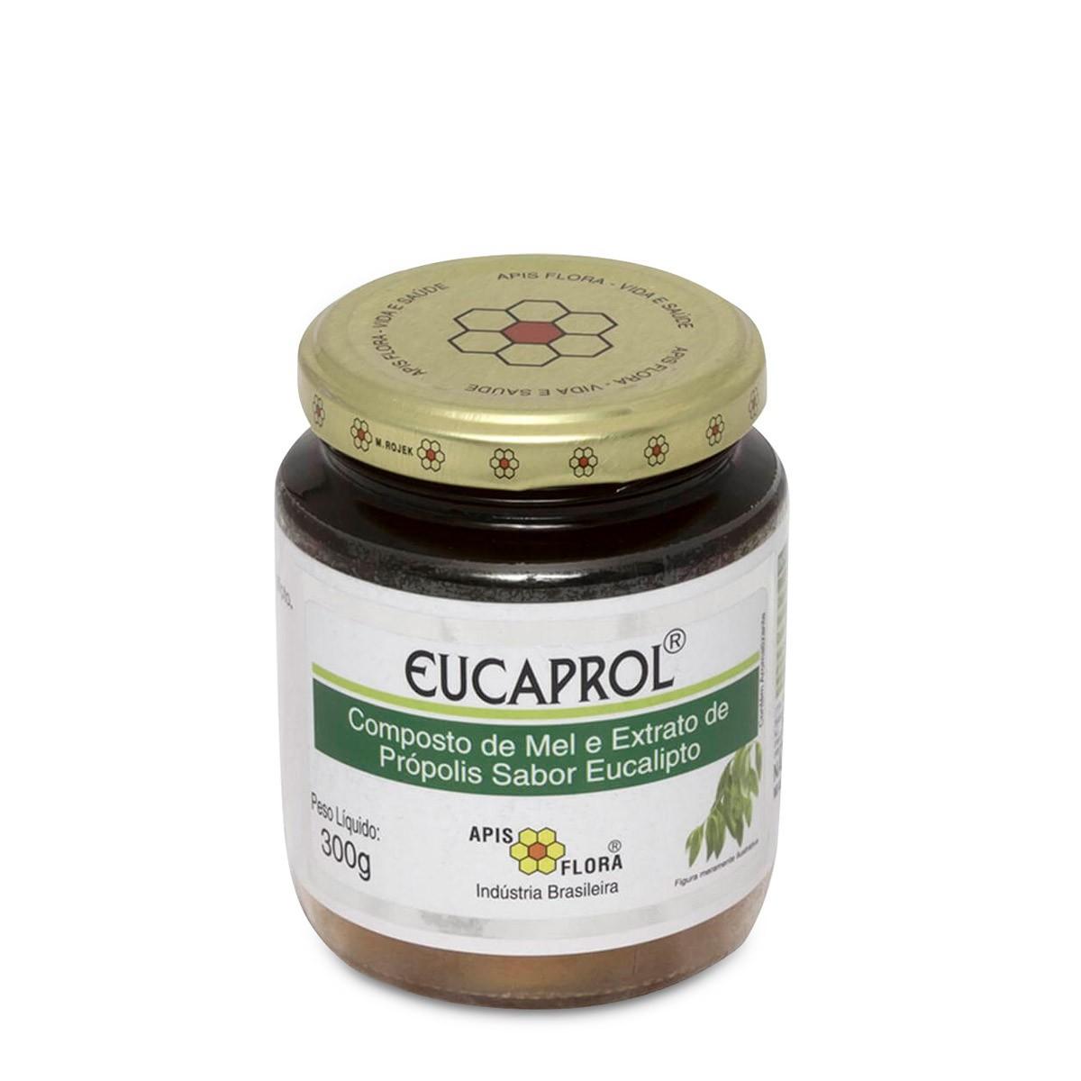 Eucaprol - Mel com Própolis e Eucalipto 300g