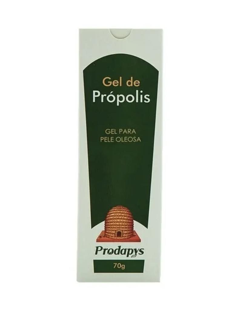 Gel de Própolis Para Peles Oleosas 70g