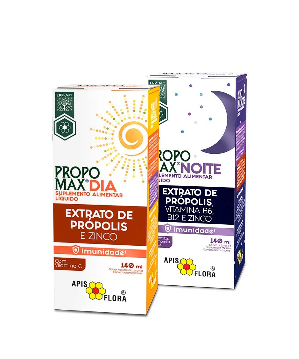 Kit Propomax Dia e Noite
