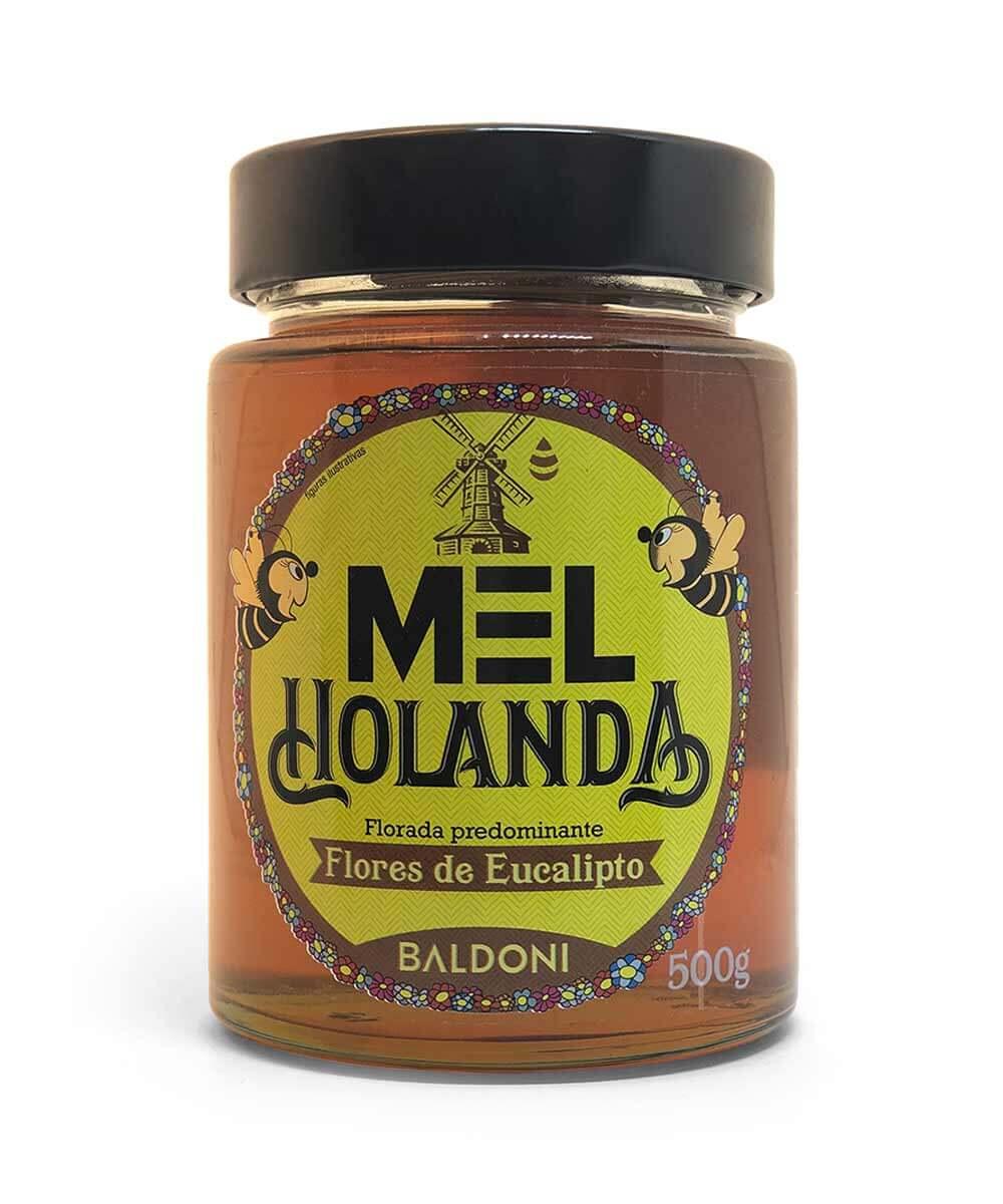 Mel Flor de Eucalipto 500g Holanda