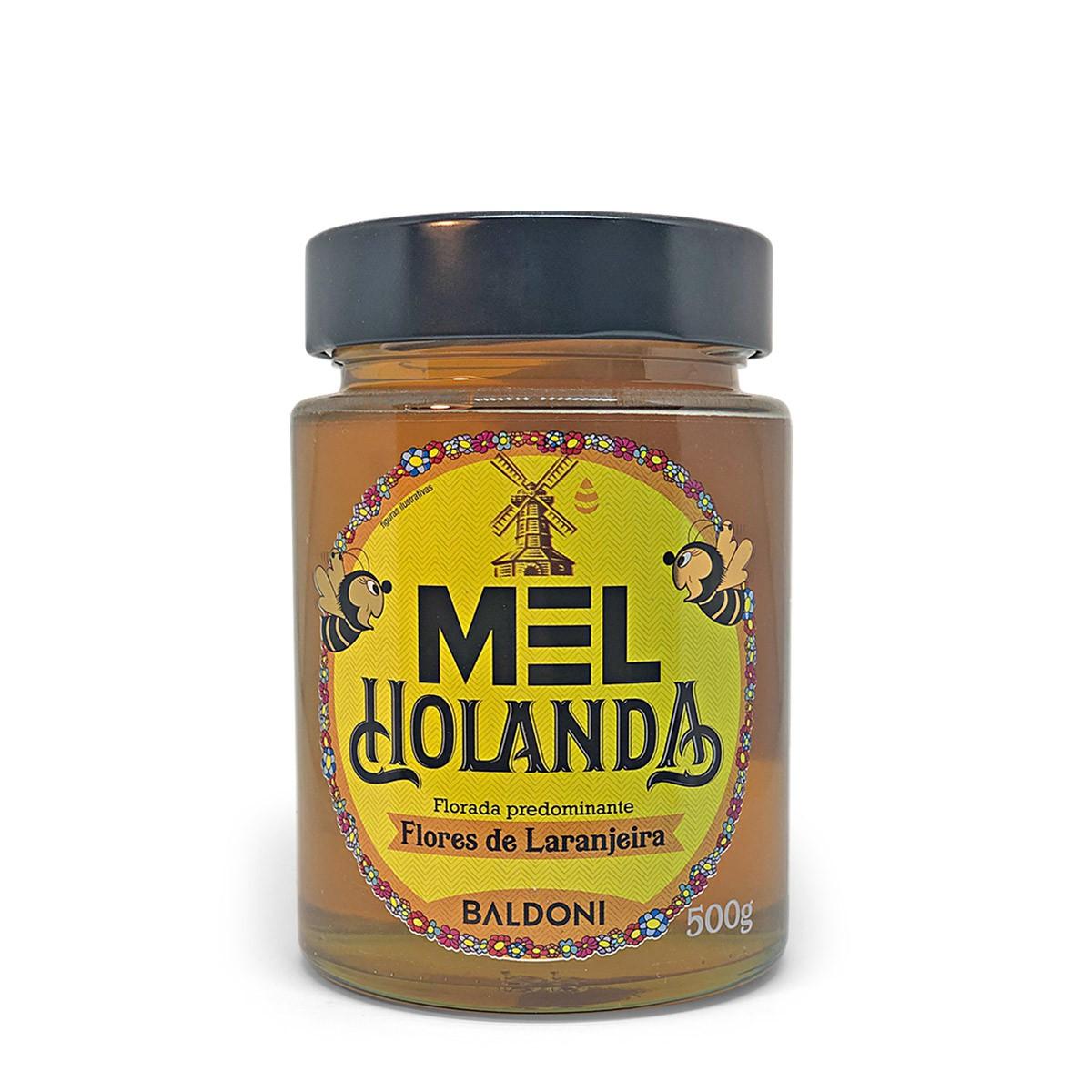 Mel Flor de Laranjeira 500g Holanda