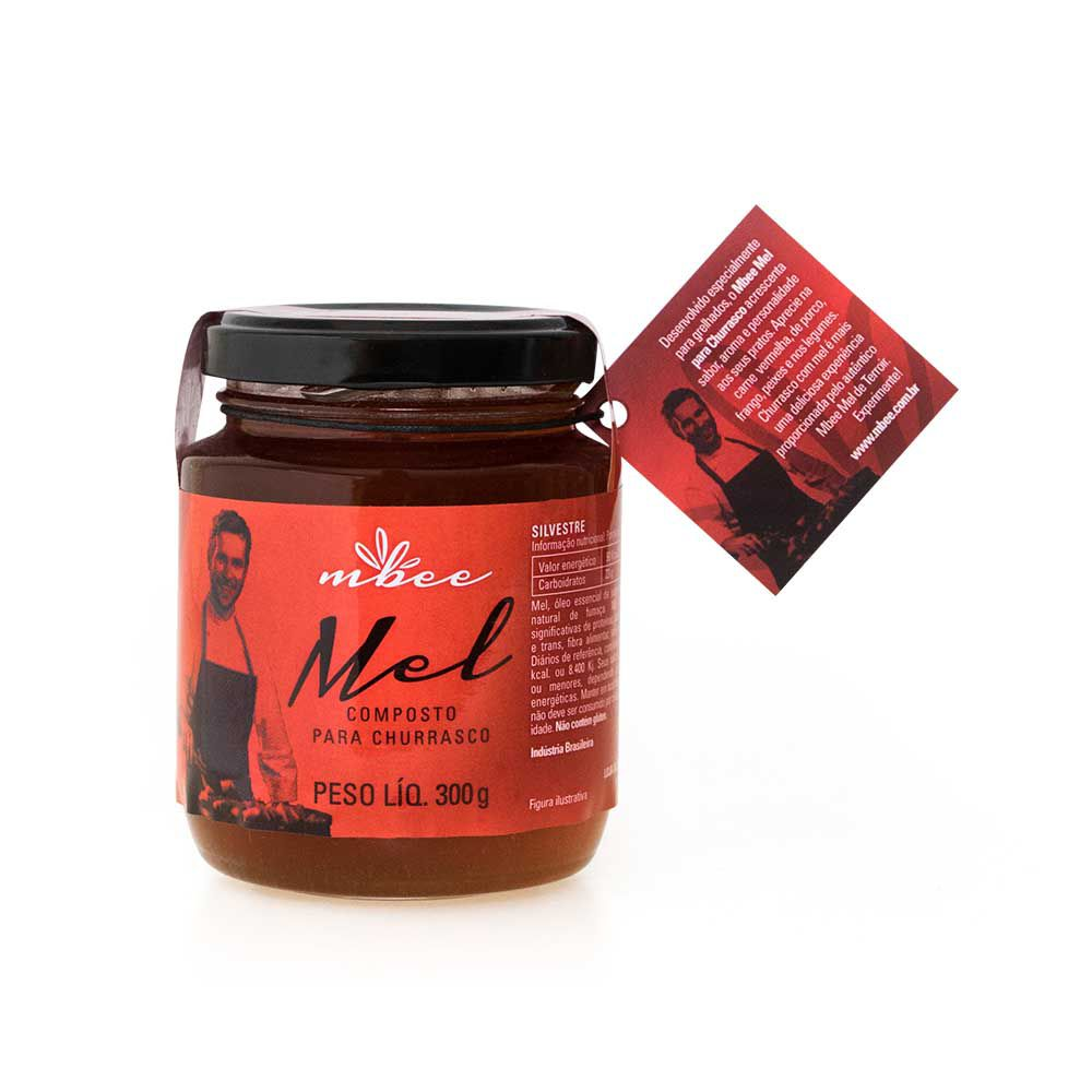 Mel para Churrasco Mbee 300g