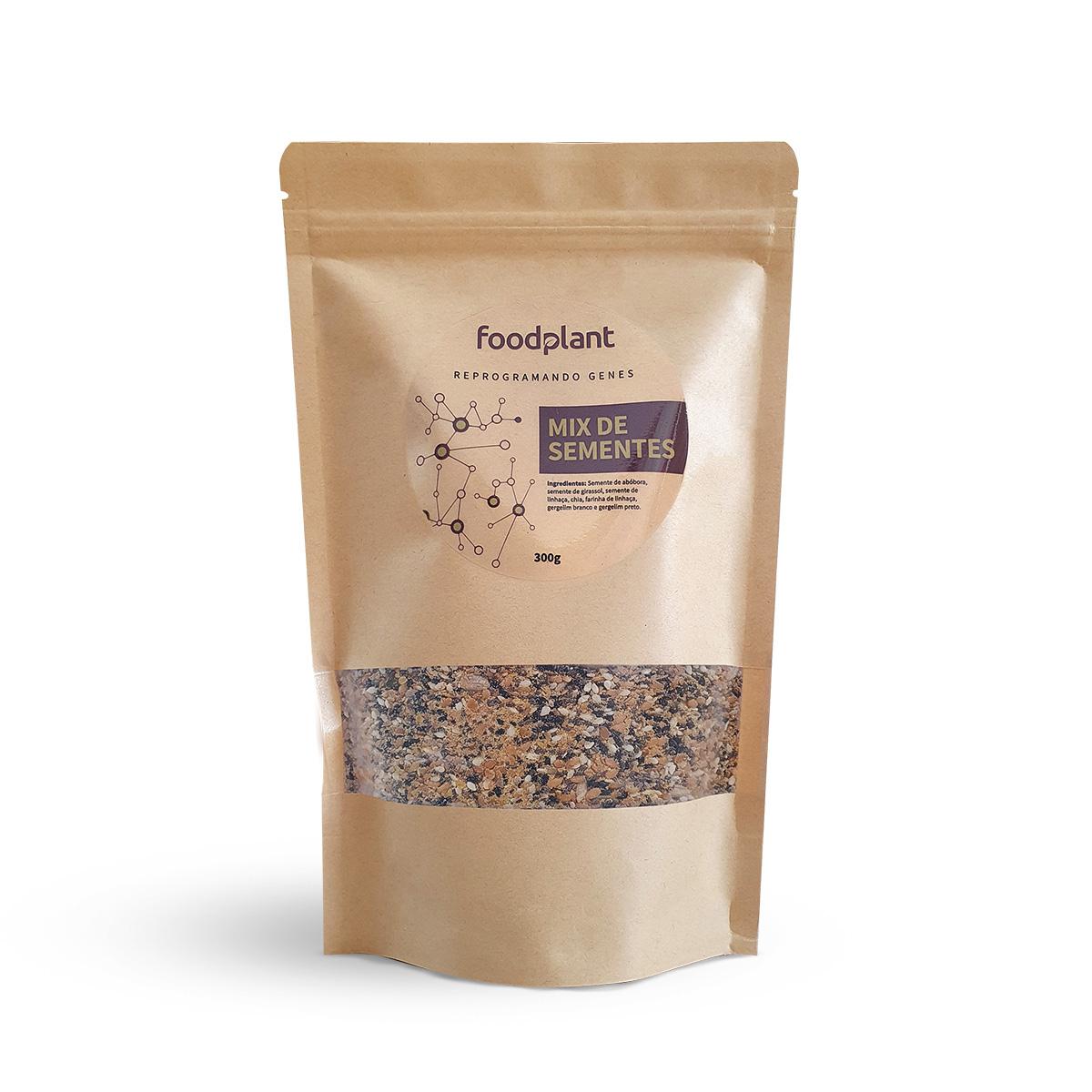 Mix de Sementes Foodplant 300g