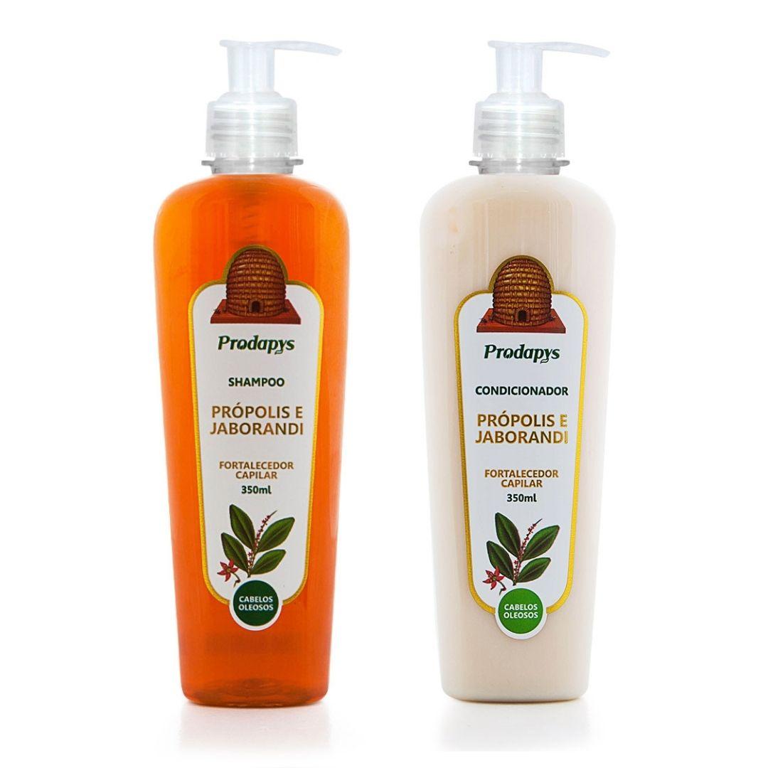 Shampoo + Condicionador de Própolis e Jaborandi Prodapys