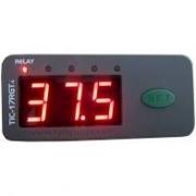 Termostato Dig Tic17C Ver 09 16A Full Gauge