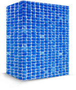 Vinil Piscinas - Vintage Blue