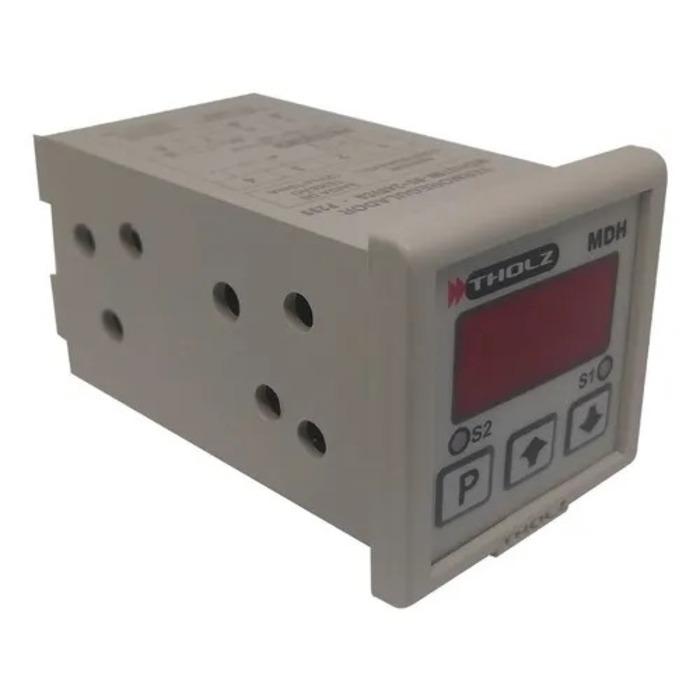 Controlador Digital De Temperatura Tholz  90~240 - Mdh 370n