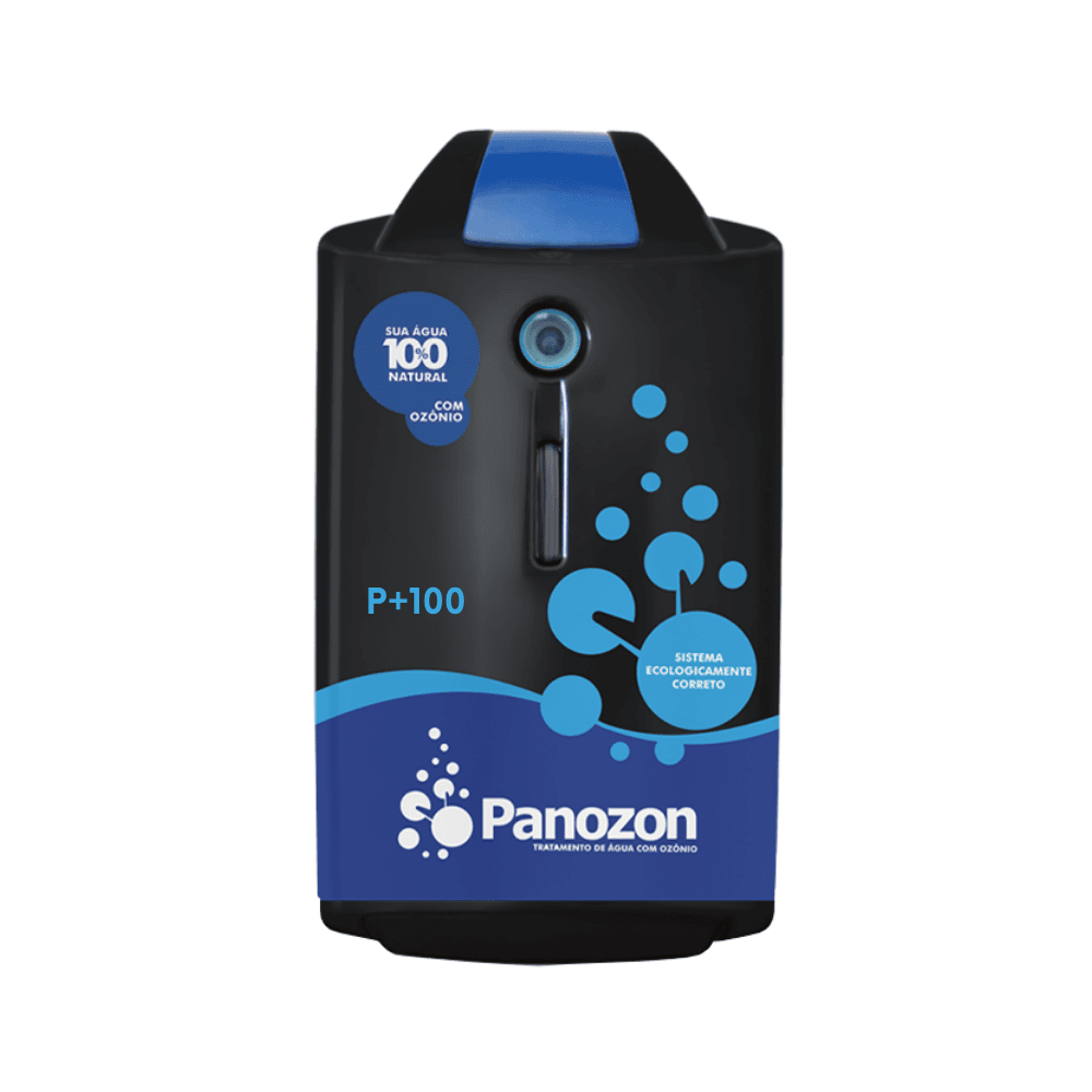 Gerador De Ozônio P+100 Panozon
