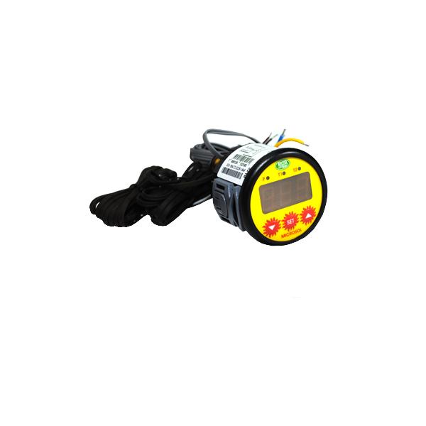 Termostato Dig.Microssol 07 16A 127/220V Full Gauge