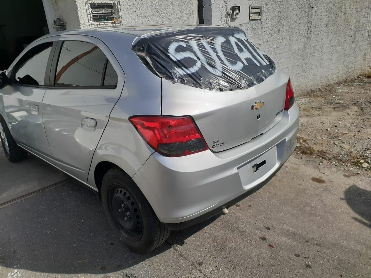 SUCATA GM - CHEVROLET ONIX 2014 1.4 8V
